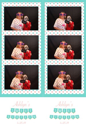 Ashlyn's Sweet Sixteen