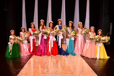 Miss NC & SC United States 2017 Pageant