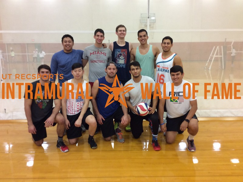 Fall 2016 Volleyball Men's Runner Up_Just the tip