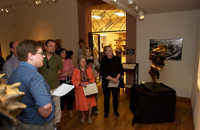 Frederick Hart Art Opening