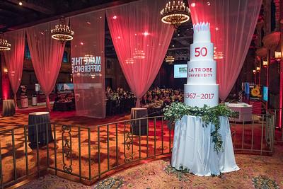 20170315 LaTrobe University 50th Anniversary
