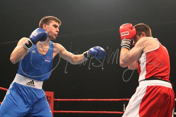 Brody Blair(Can) vs Nathan Thorley(Wales)