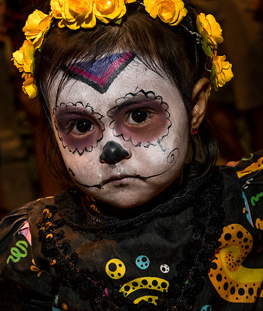 Day of the Dead, Oaxaca, Mexico 2017