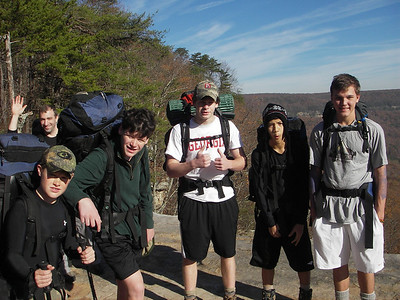 Backpacking11/13