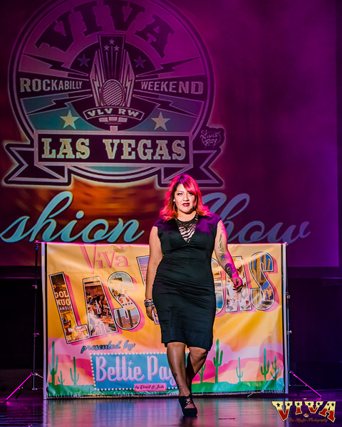 2016 Viva Las Vegas Fashion Show