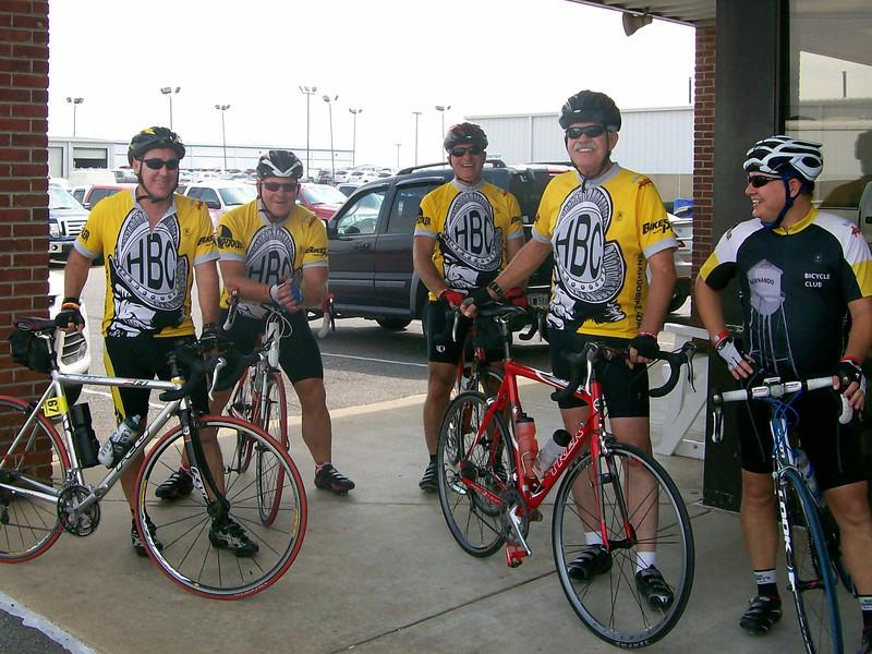 Hernando Bike Club at Country Ford