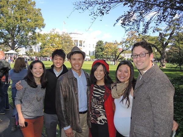 2013 White House Garden Tour