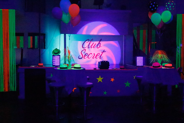 2018_03_04 Club Secrets Glow Night
