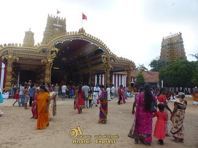 யாழ்.......... நல்லூர்கக்ந்தசுவாமி ஆலய 16ம் திருவிழா..........