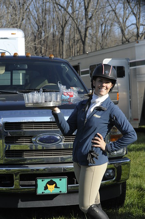 2015 Bye Day Cheshire Hunt: Howe hosting at Annie Jones