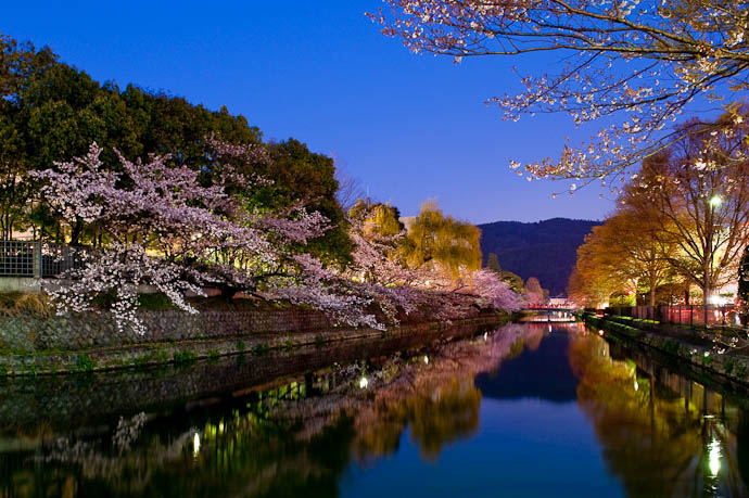 Kyoto Districts image copyright Jeffrey Friedl