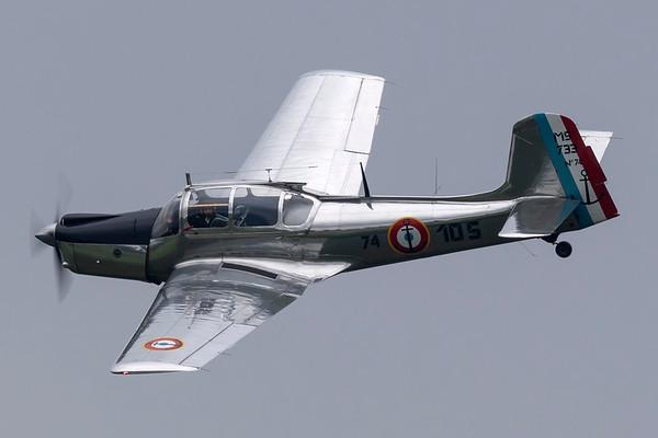 F-BKOI - Morane-Saulnier MS-733 Alcyon