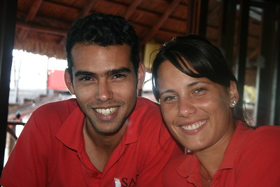 Cuban Guides and Bus Driver