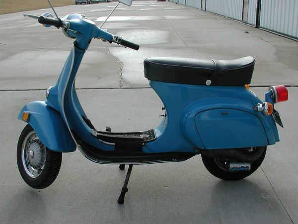 Original Vespa