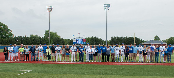 Senior Day (May 20, 2017)