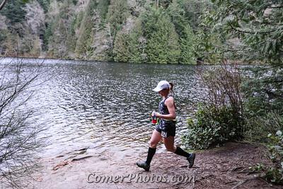 2016 Fragrance Lake Half Marathon and 10K