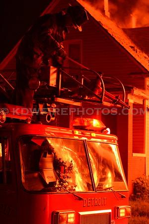 Box Alarm - S West End St. and Vanderbilt - 7/4/14