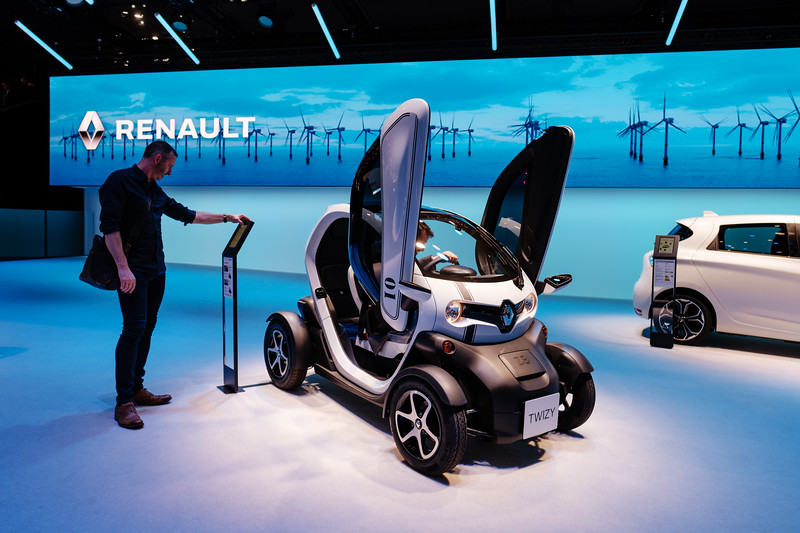 The Renault Twizy - Samuel Zeller for the New York Times