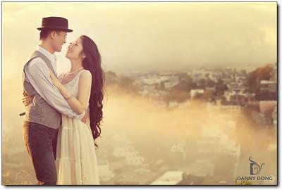 Amy & Meng Wedding