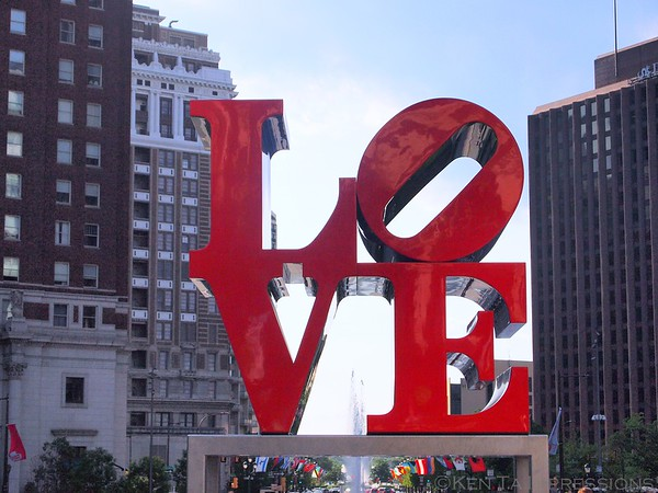 How I Saw It - Philadelphia, The City of Brotherly Love