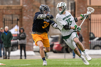 Canisius vs Dartmouth Men's Lax