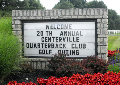 2009-07-09 Quarterback Club Golf Outing