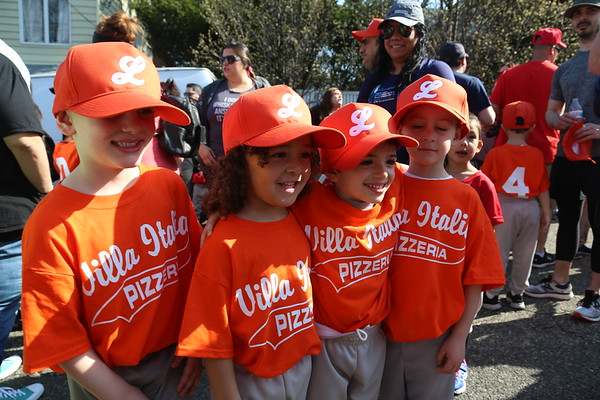 Little League Parade