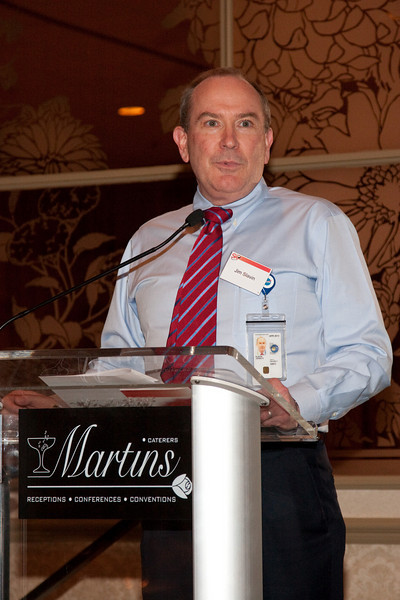 Invited speaker James Slavin, Heliophysics Division, GSFC -- SP Systems, Inc Fourth Annual Business Meeting & Luncheon, Greenbelt, MD