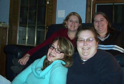 2008 Family Christmas - 12/20/2008