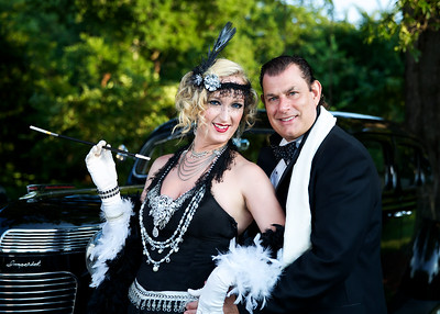 The Great Gatsby Gala - June 2013