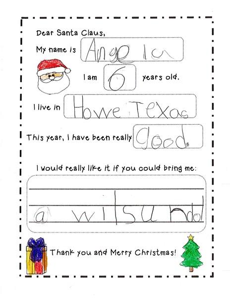 2018 Kindergarten - Mrs. RIchardson Letters to Santa (16).jpg