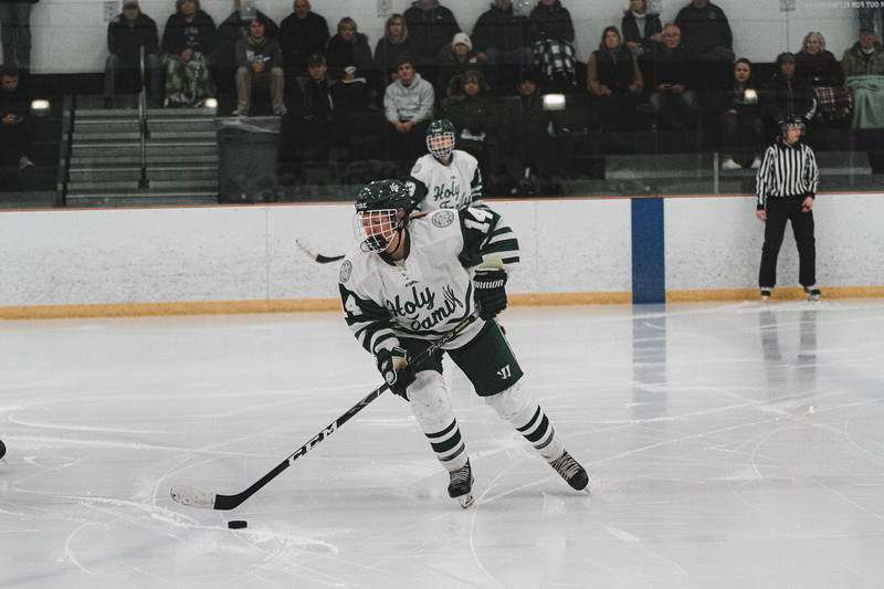 Holy Family Varsity Girls Hockey vs. Waconia, 1/9/20: Taylor Koeppl '23 (14)