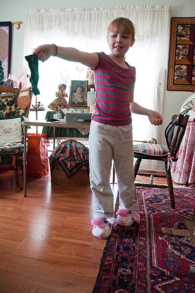 2013.03 - Trip to San Antonio - Grandma's sewing room