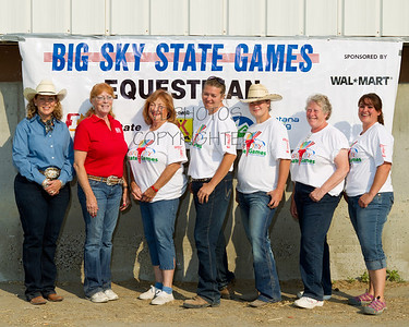 Big Sky State Games Horse Show 7/1/2012