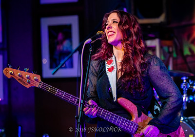 Danielle Nicole  at the Funky Biscuit 12.13.18