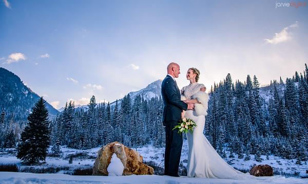 Big Cottonwood Pre-wedding