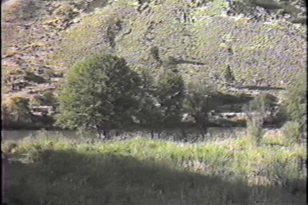 Deschutes float trip 1984