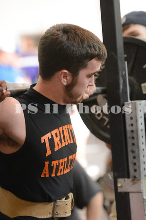 Powerlifting at Livingston Meet