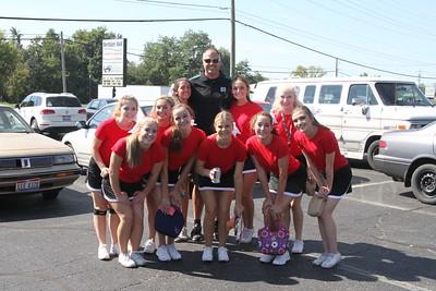 cheer went to the Aging Program Buckeye Bash