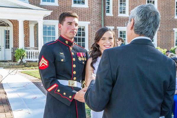 Nick and Jessica DeSantas Wedding 08-22-15