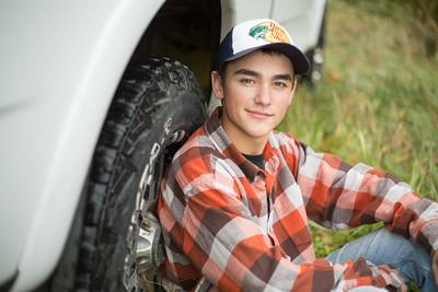 Tanner Richardson- Senior Portraits