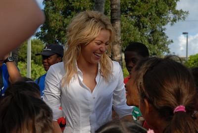 Behind the Scenes - Shakira