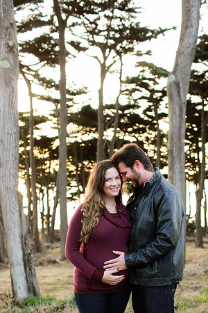 Nicole + Mick: Maternity