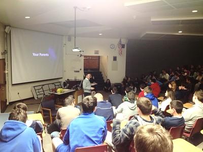 SHS - Casey's High School Alma Mater, Feb. 2015