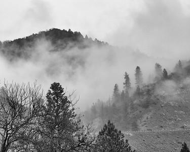 Fog, Mist, Rain