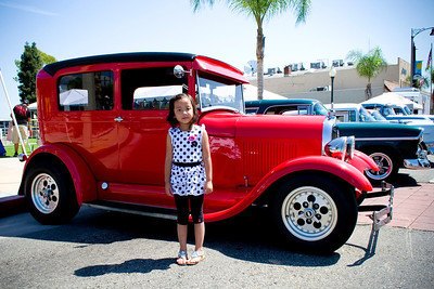 Bellflower Car Show: September 8, 2012