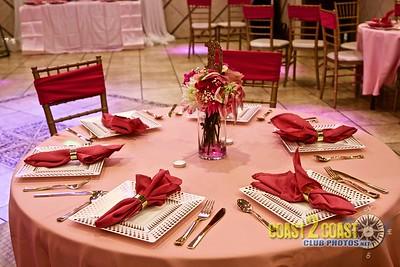 50 shades of pink Carmel