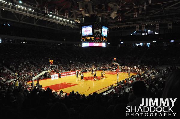 Razorback Basketball 2008