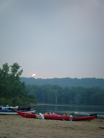 Wisconsin River July 2011