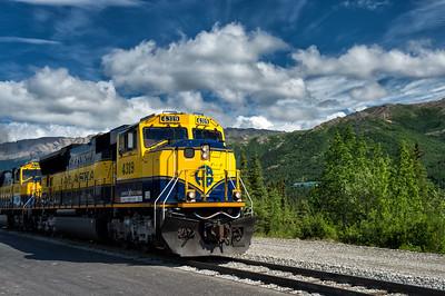 6-17 to 6-19 Alaska Railroad & Denali